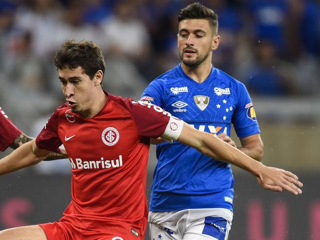 Cruzeiro v Internacional - Brasileirao Series A 2018