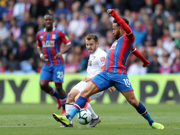 Andros Townsend,Ryan Fraser