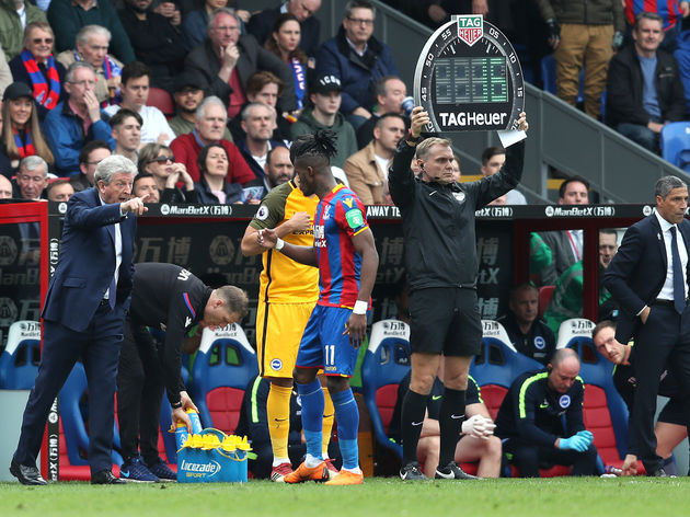 Palace Boss Roy Hodgson Comments on Recent Claims of Wilfried Zaha Asking to Leave for Chelsea
