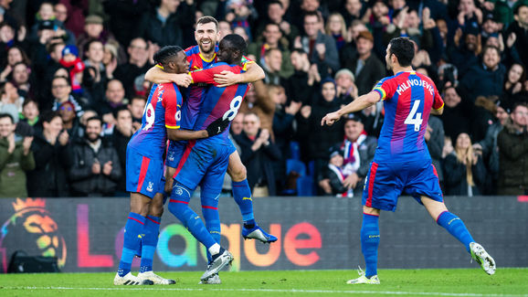 Crystal Palace v Burnley FC - Premier League