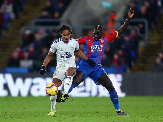Crystal Palace v Cardiff City - Premier League