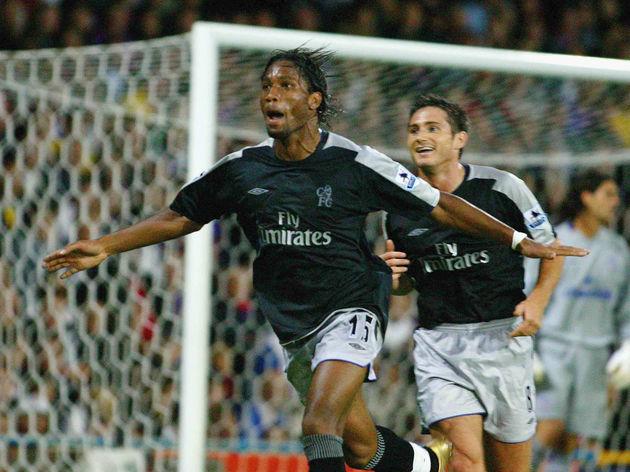 Didier Drogba,Frank Lampard