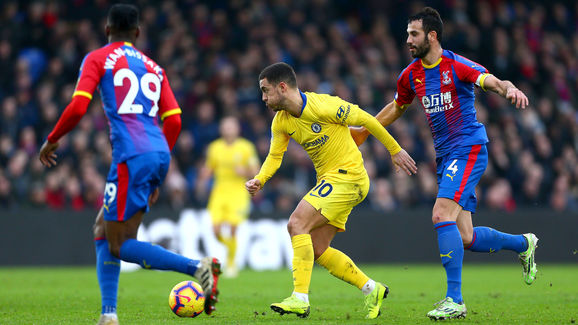 Crystal Palace v Chelsea FC - Premier League