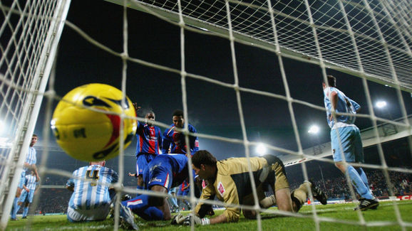 Crystal Palace v Coventry City