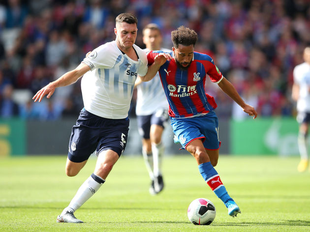Andros Townsend,Michael Keane