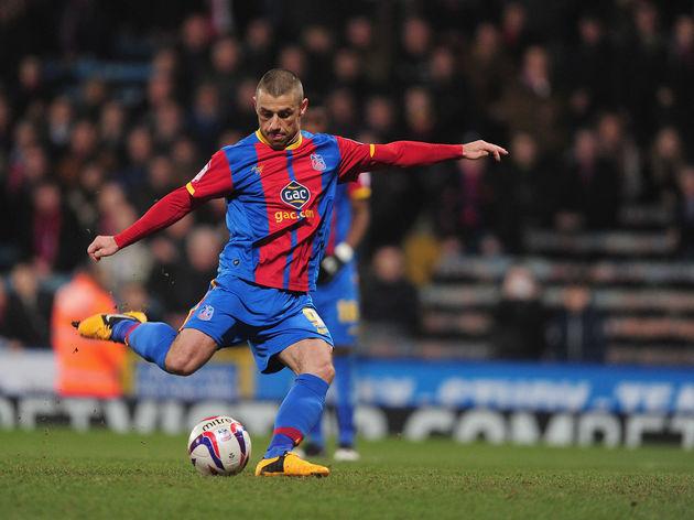 Crystal Palace v Hull City - npower Championship