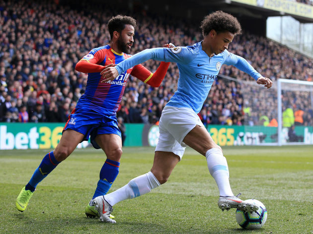 Leroy Sane,Andros Townsend
