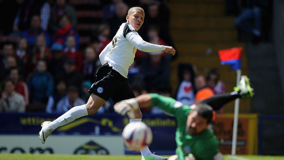 Crystal Palace v Peterborough United - npower Championship