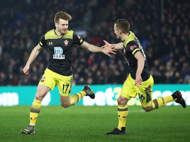 Stuart Armstrong,James Ward-Prowse
