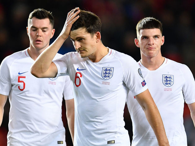 Michael Keane,Harry Maguire,Declan Rice