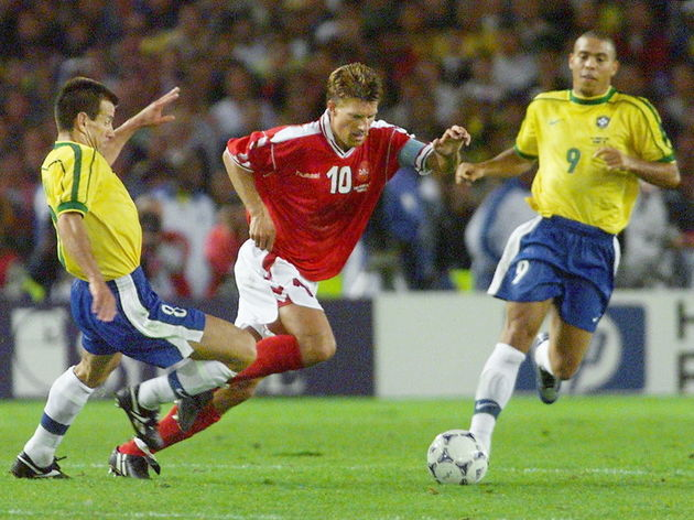 Ronaldo,Dunga,Michael Laudrup