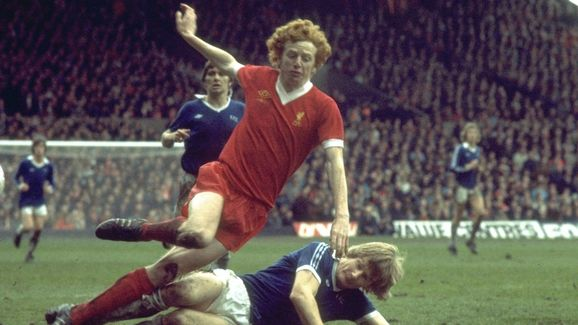 David Fairclough of Liverpool