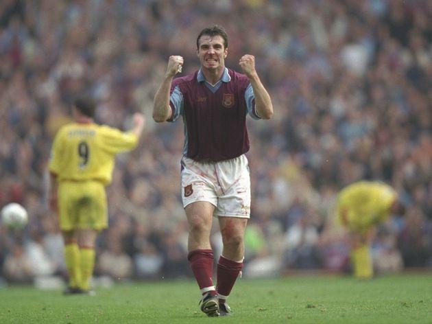 David Unsworth of West Ham