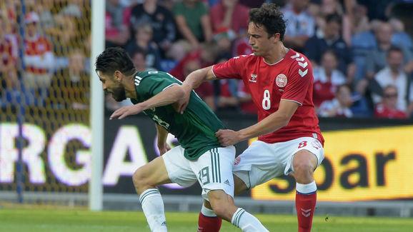 Denmark v Mexico - International Friendly