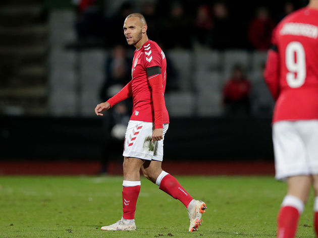 Denmark  v Republic of Ireland  -UEFA Nations league