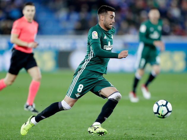 Cardiff Close to Agreeing Loan Deal for Versatile Real Betis Midfielder Victor Camarasa