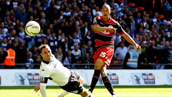 Derby County v Queens Park Rangers - Sky Bet Championship  Playoff Final