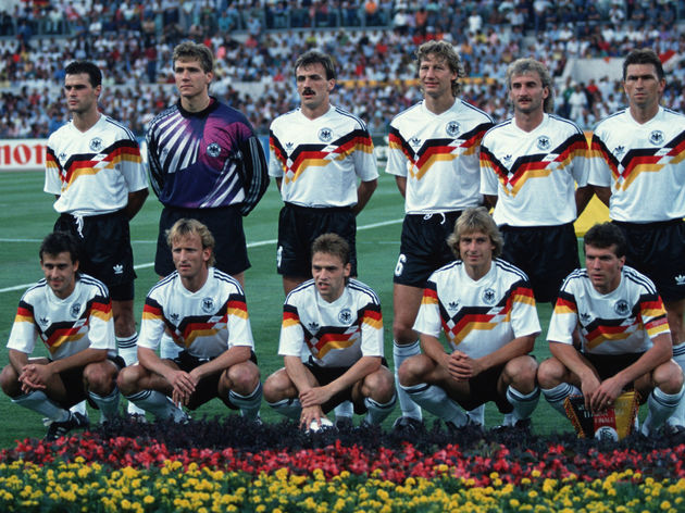 DEU: World Cup Final 1990 - Argentina v Germany