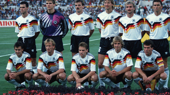 DEU: World Cup Final 1990 - Argentina v Germany