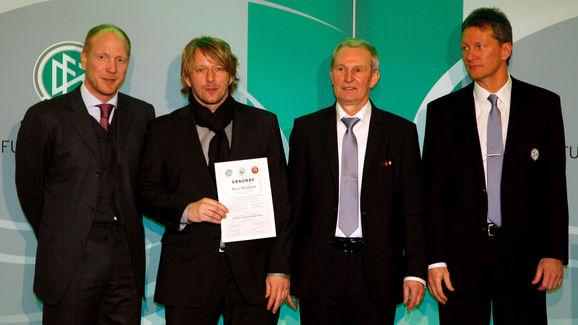 Sven Mislintat,Matthias Sammer,Rainer Milkoreit,Frank Wormuth