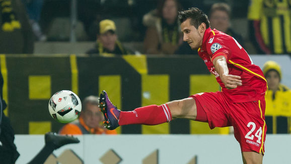 DFB-Pokal: BV Borussia Dortmund - 1.FC Union Berlin
