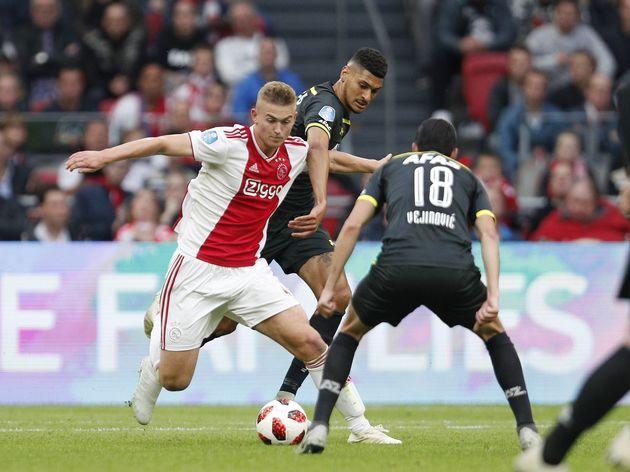 Dutch Eredivisie'Ajax v AZ Alkmaar'