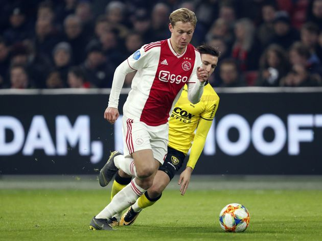 Dutch Eredivisie'Ajax v VVV Venlo'