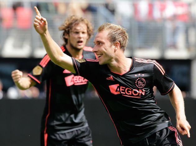 Dutch Eredivisie - AZ Alkmaar v AJAX