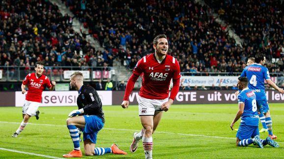 Dutch Eredivisie - 'AZ v PEC Zwolle'
