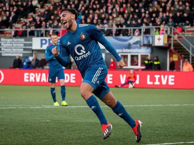 Dutch Eredivisie'FC Emmen v Feyenoord'