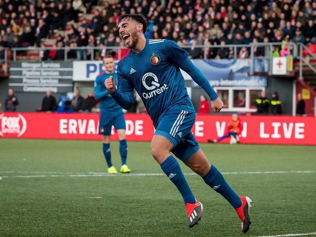 """Dutch Eredivisie""""FC Emmen v Feyenoord"""""""