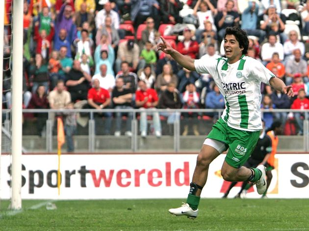 Dutch Eredivisie - FC Utrecht v FC Groningen