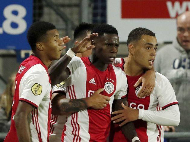 """Dutch Eredivisie""""RKC Waalwijk v Ajax Amsterdam"""""""