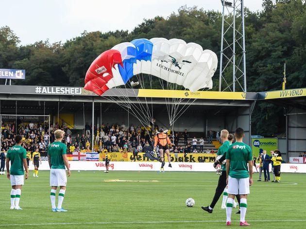 """Dutch Eredivisie""""VVV Venlo v FC Groningen"""""""
