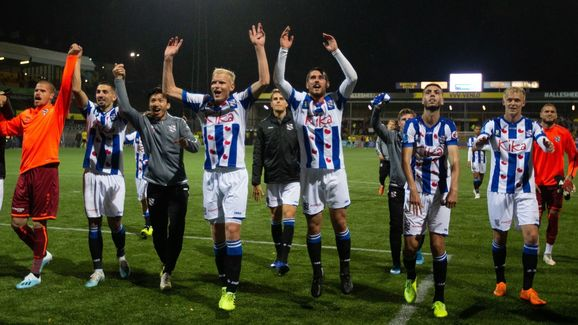 "Dutch Eredivisie""VVV Venlo v SC Heerenveen"""