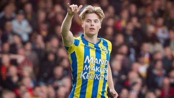 "Dutch Keuken Kampioen Divisie""Go Ahead Eagles v RKC Waalwijk"""