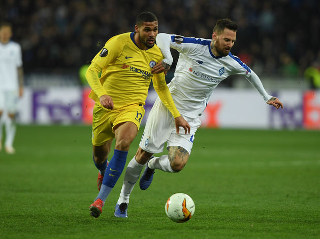 Tamas Kadar,Ruben Loftus-Cheek