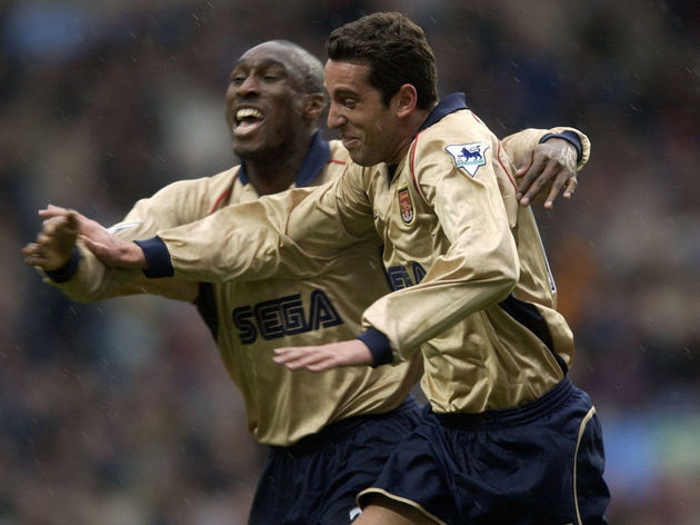 Edu and Sol Campbell