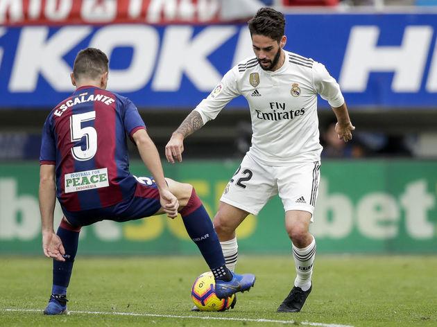 Eibar v Real Madrid - La Liga Santander