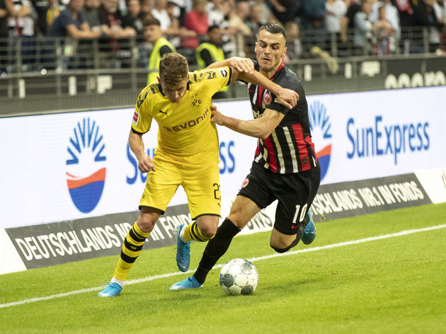 Thorgan Hazard,Filip Kostic