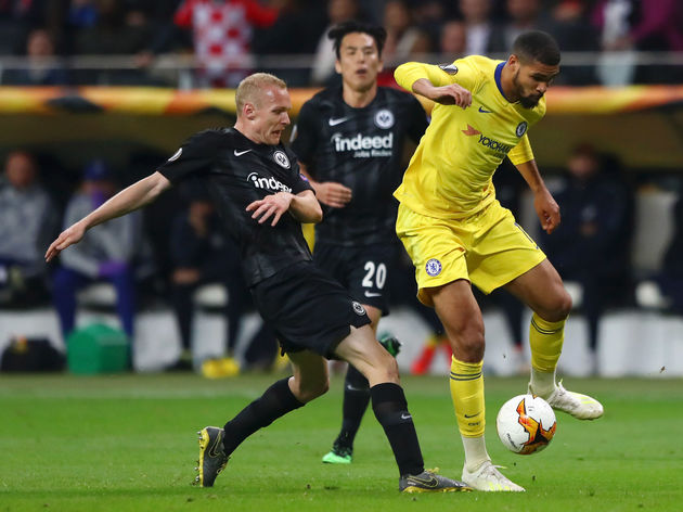 Ruben Loftus-Cheek,Sebastian Rode
