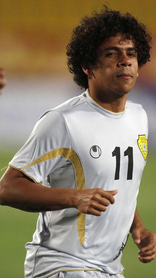 Emirati Al-Wasl club's Brazilian footbal