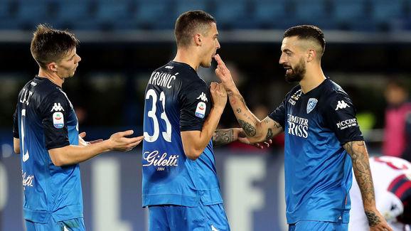 Empoli v Bologna FC - Serie A
