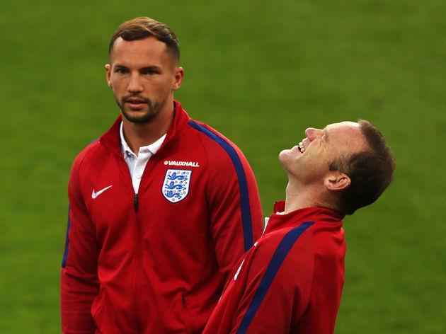 Wayne Rooney,Dany Drinkwater