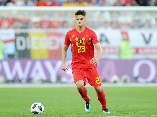 Belgian International Leander Dendoncker Reportedly Turns Down Offers From Crystal Palace & Wolves