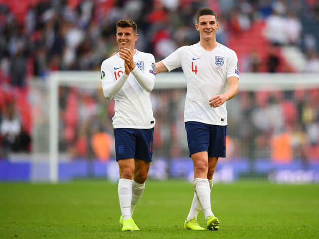 Mason Mount,Declan Rice