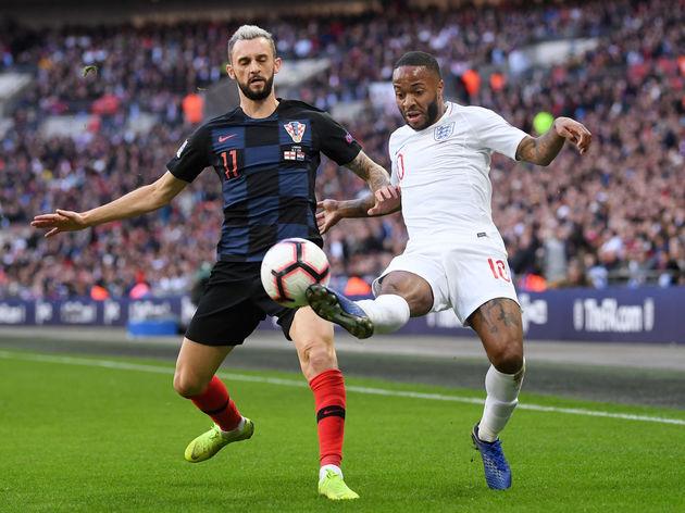 England v Croatia - UEFA Nations League A