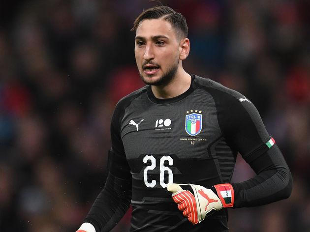 England v Italy - International Friendly