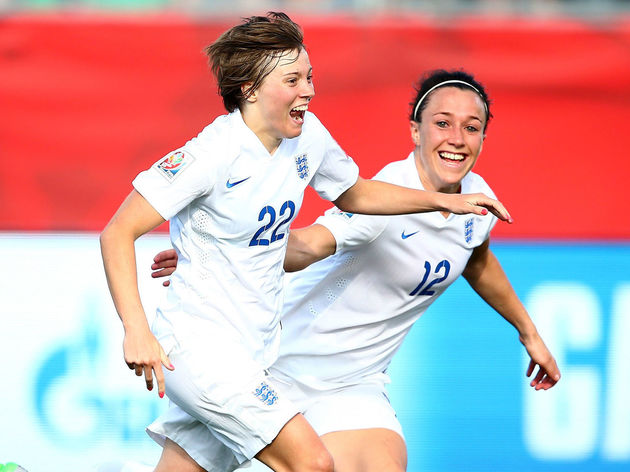 Fran Kirby,Lucy Bronze