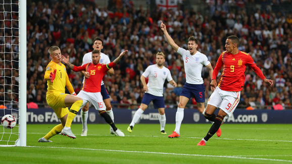 England v Spain - UEFA Nations League A